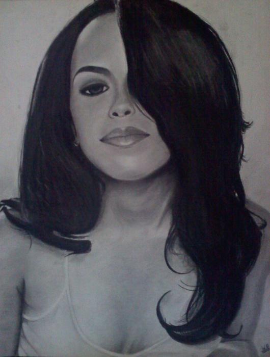 Aaliyah by Malik-2K10